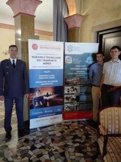 Conferenza internazionale sulla metereologia in campo aerospaziale, premiati ricercatori Unifortunato