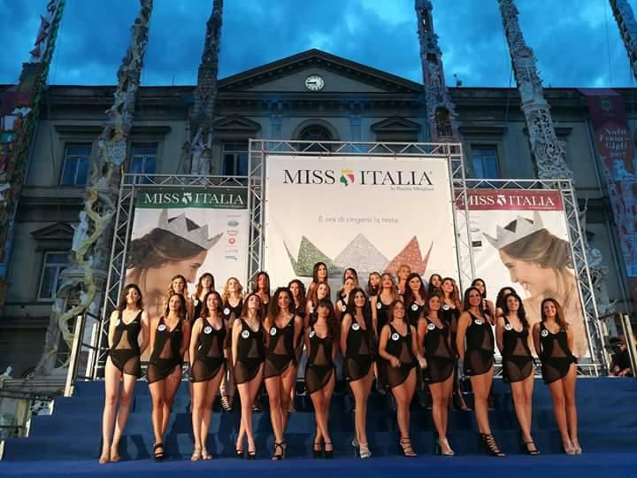 Miss Italia 2017, sabato 15 luglio finale regionale a San Giorgio del Sannio