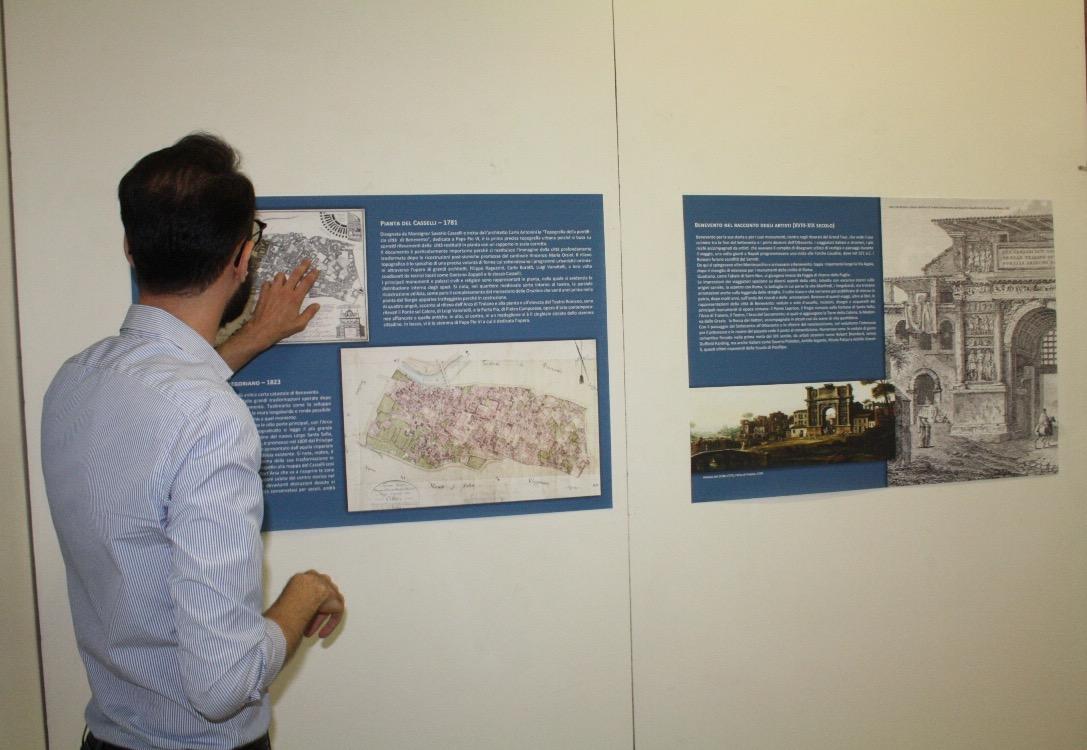 Alla Biblioteca Provinciale di Benevento mostra sullo sviluppo urbanistico della città