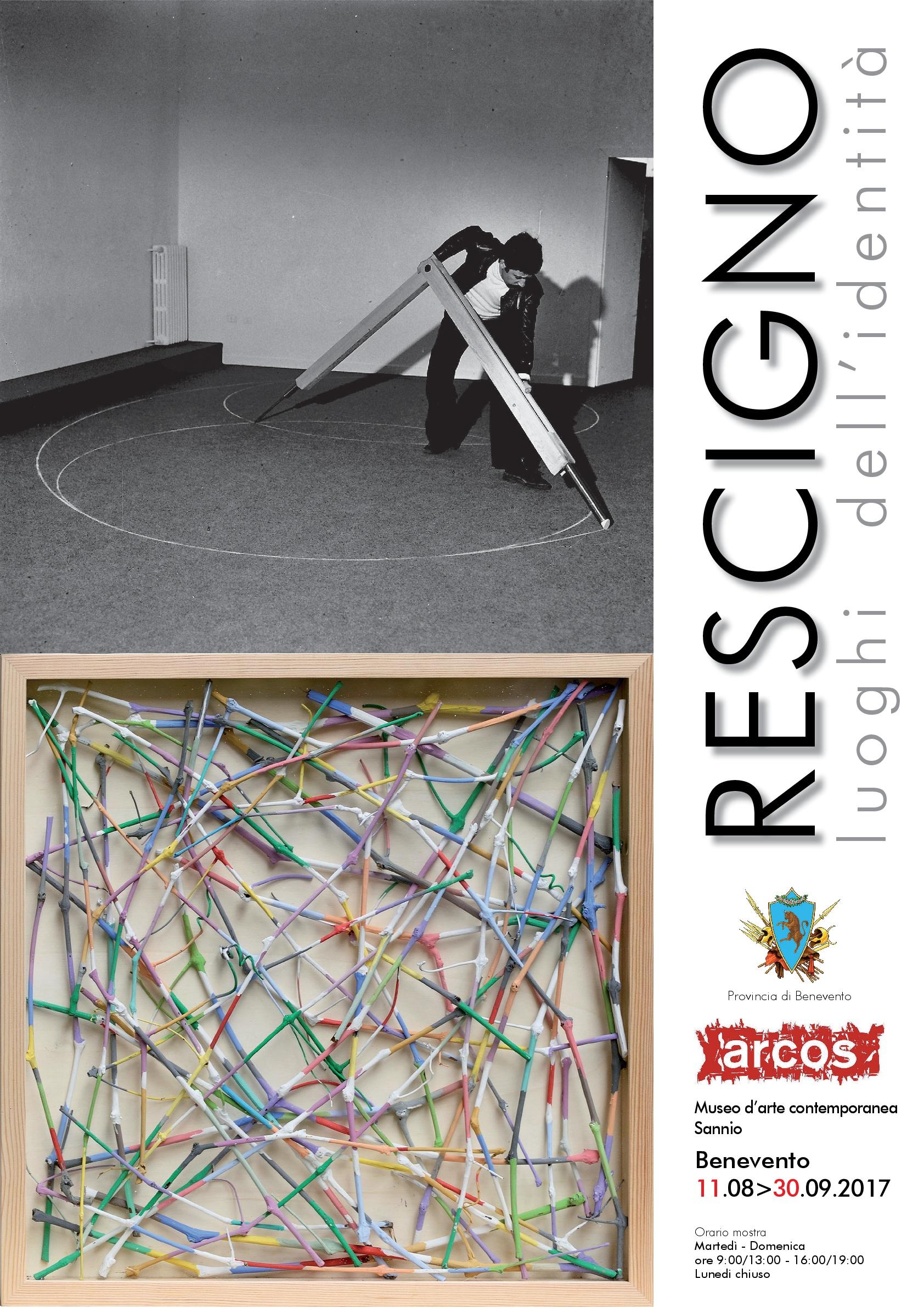 Arcos Benevento, venerdì inaugura la mostra 'Luoghi dell'identità' di Rescigno