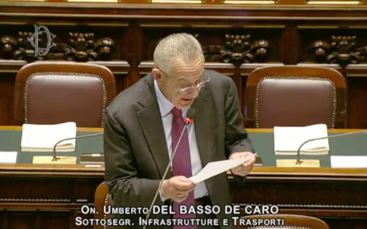 """Del Basso De Caro: """"A breve apertura, nel Sannio, degli stabilimenti produttivi della Nestlé"""""""