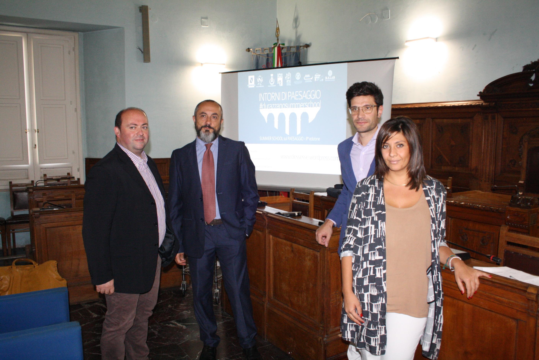 Presentata alla Rocca la 'Durazzano Summer School' che prende il via l'8 settembre