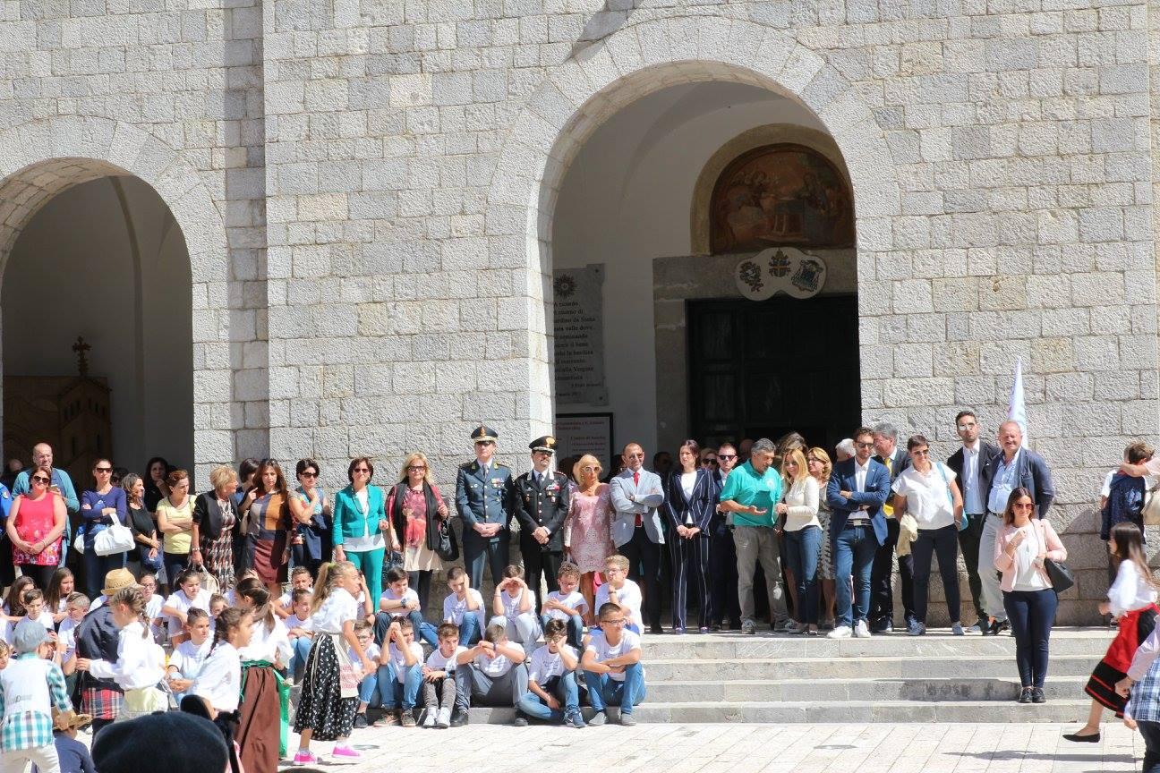 Inaugurato il nuovo anno scolastico, Fortini: È necessario che i ragazzi entrino a scuola per sentirsi a casa