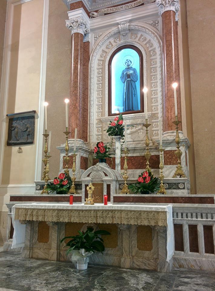 Benevento, due giorni di festa per celebrare San Francesco patrono d'Italia