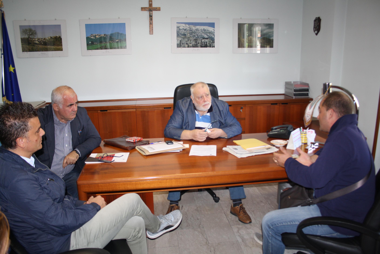 Incontro in Provincia con il Comitato di Quartiere Santa Clementina