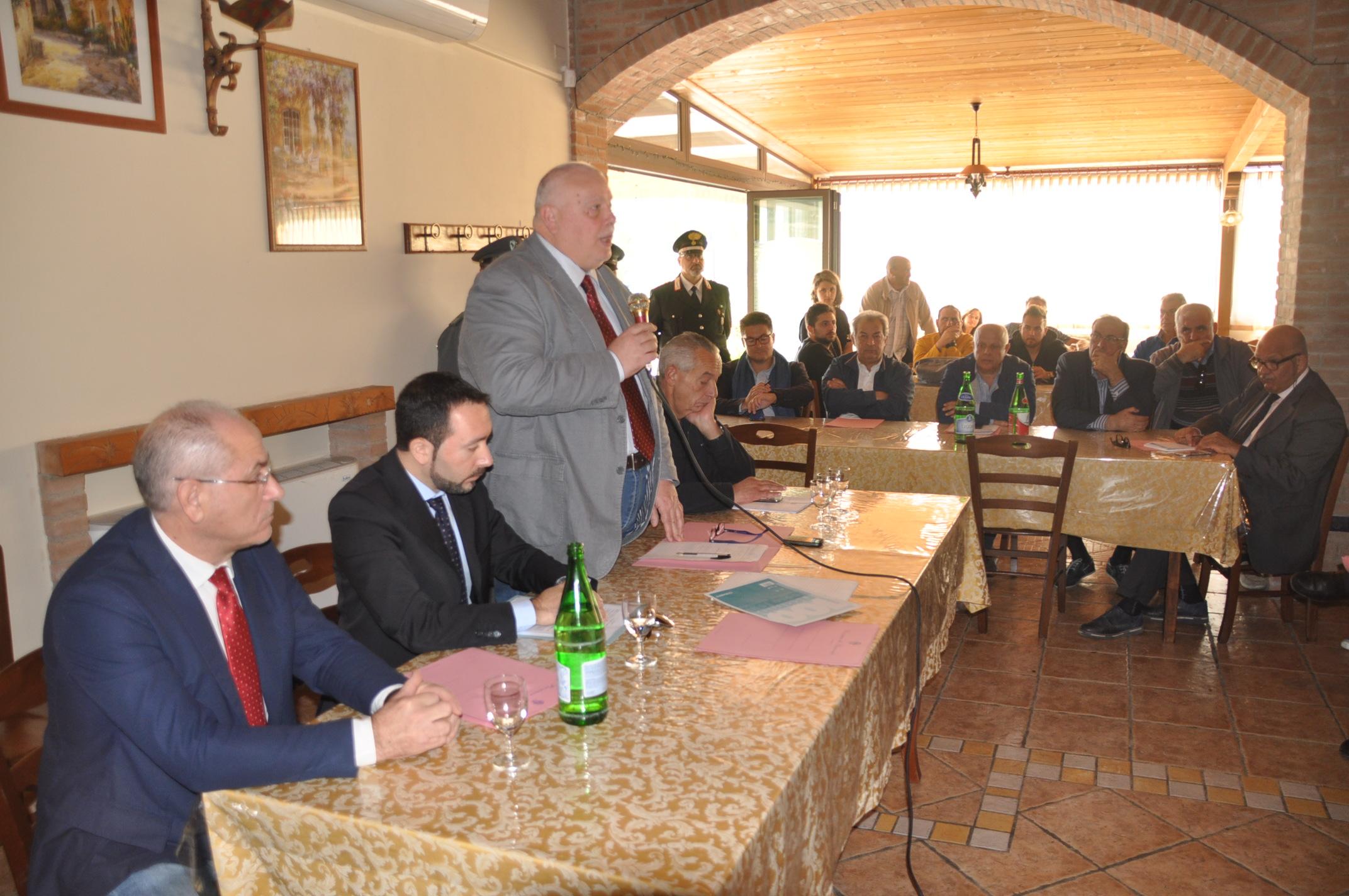 Benevento, convegno a Pantano a due anni dall'alluvione