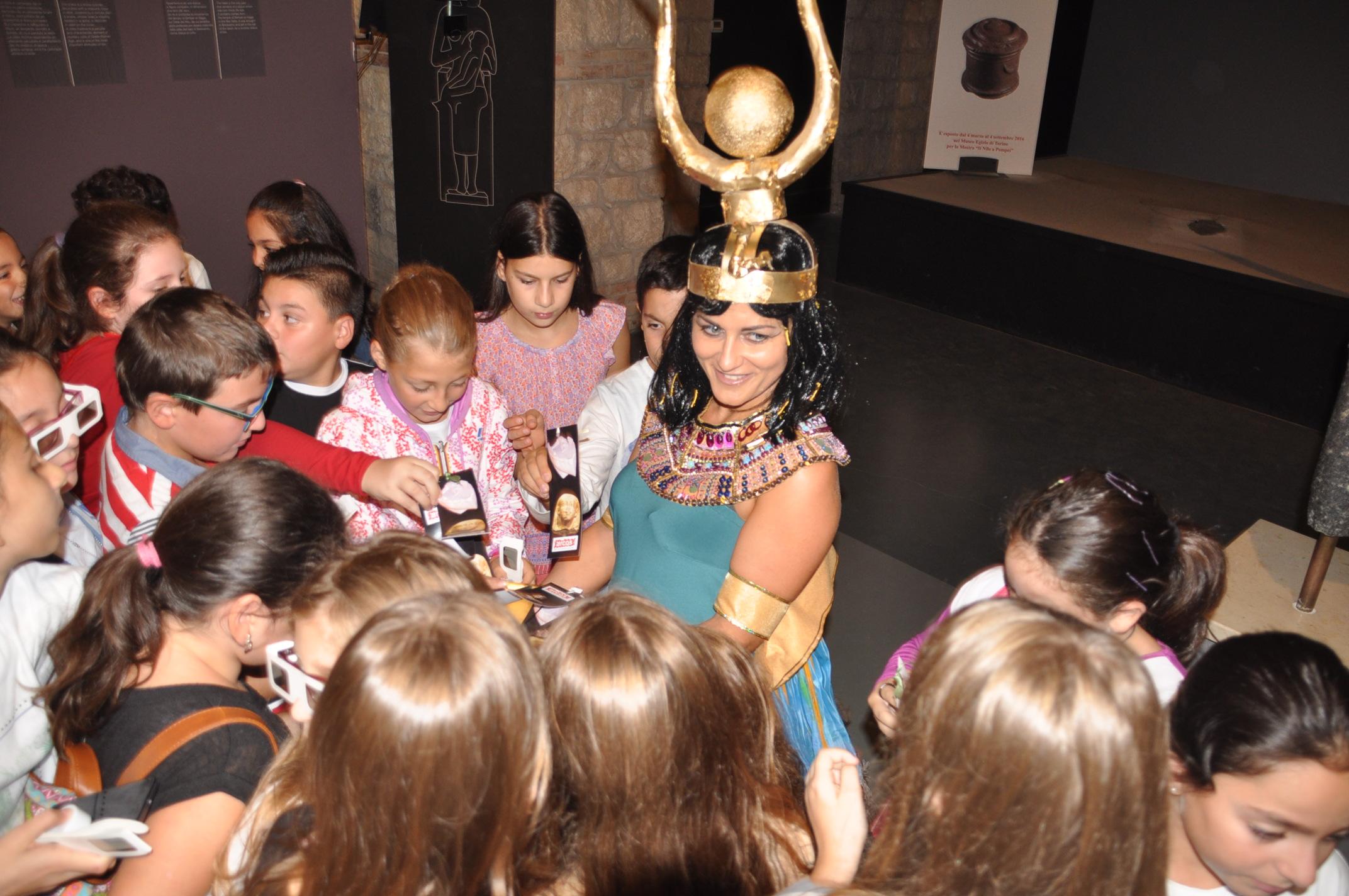 'Avventura da brividi' al Museo Arcos di Benevento