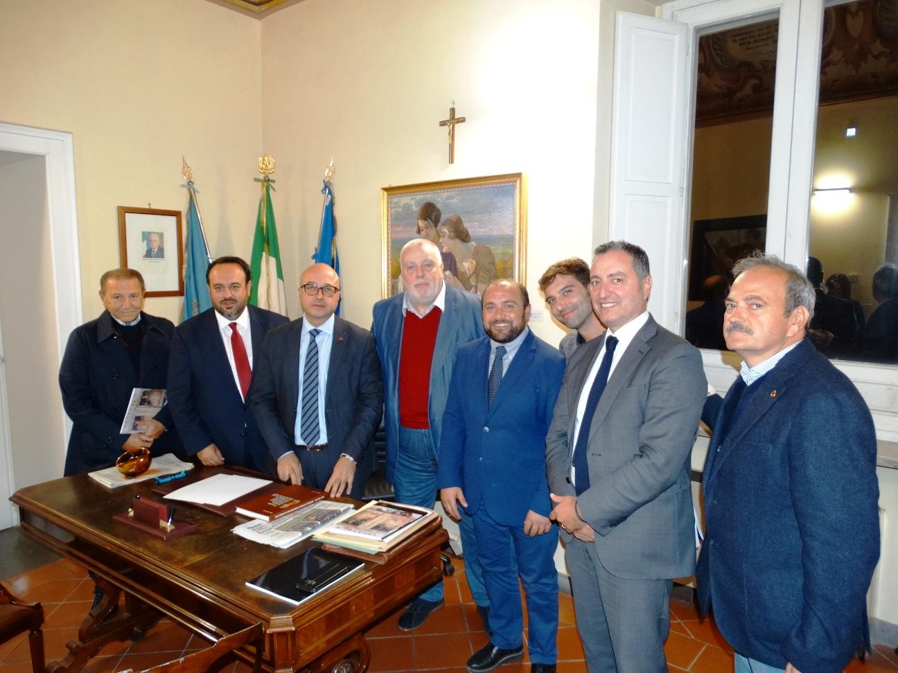 """Il fuuro dei musei della Provincia, Cesaro: """"Razionalizzare la gestione del territorio ricorrendo anche ai privati"""""""