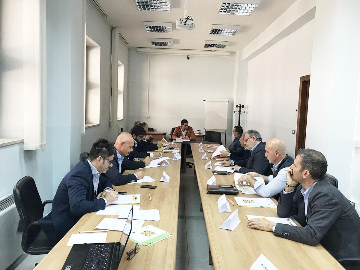 Mortaruolo: primo incontro d'insediamento del forum permanente sull'Agricoltura di qualità