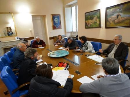 Provincia, tavolo di concertazione di dimensionamento scolastico 2018