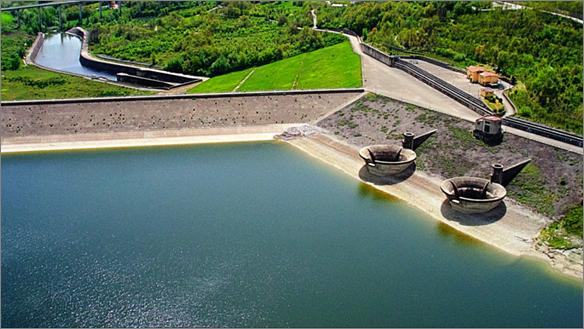 Ottenuto dall'Asea un importante finanziamento per la diga di Campolattaro
