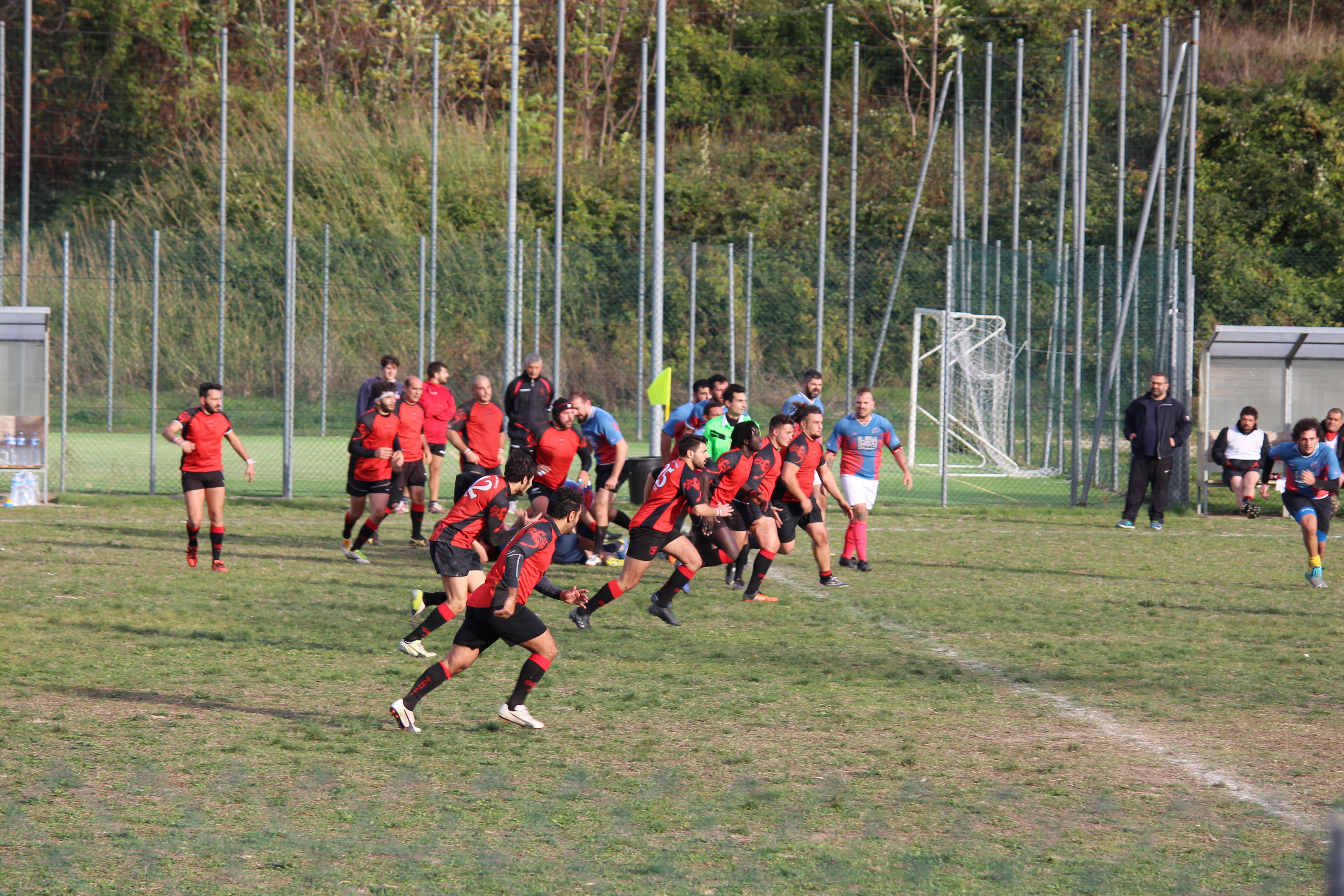Rugby, weekend amaro e sottotono per i Dragoni Sanniti. Perde anche U16