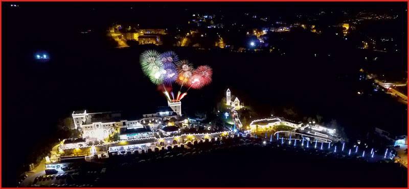 Tenuta 'La Fortezza', al via la sesta edizione dei Mercatini di Natale