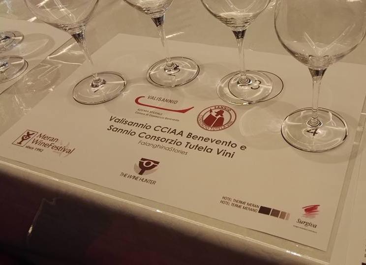 Grande interesse per i vini del Sannio al Merano Winefestival