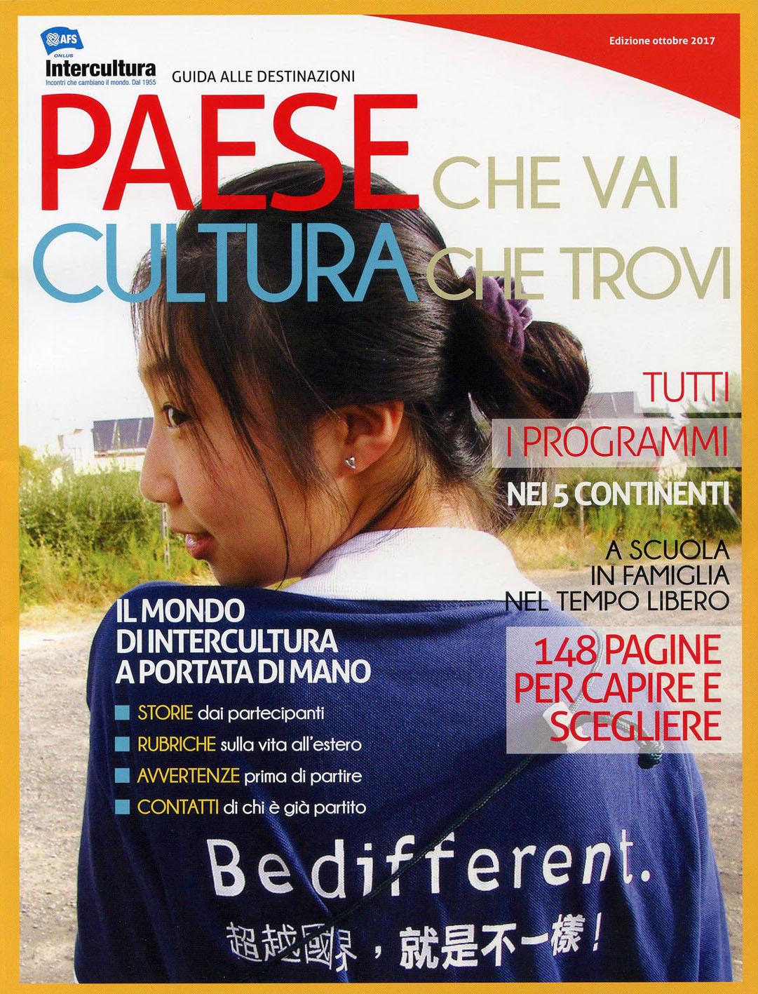 Intercultura, il Liceo Guacci di Benevento offre la possibilità di studiare all'estero