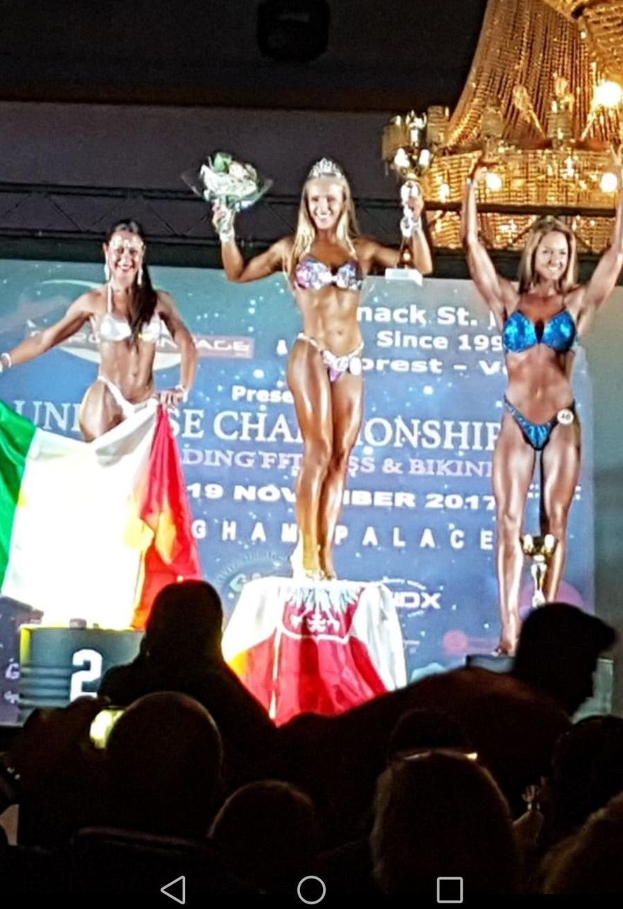 La sannita Daniela Repola sul podio del mondiale in Belgio