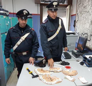 Benevento, 64enne in manette per possesso di banconote false