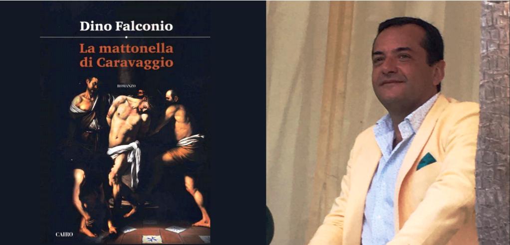 """Accademia di Santa Sofia, presentazione del libro """"La mattonella di Caravaggio"""" di Dino Falconio"""