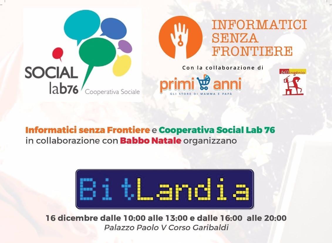 """BITlandia"""": a Palazzo Paolo V lezioni di elettronica per i bambini"""