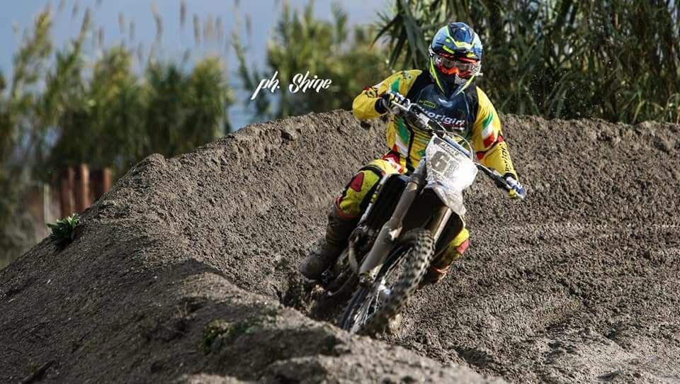 Motocross, Giovanni Laudato gran finale di stagione