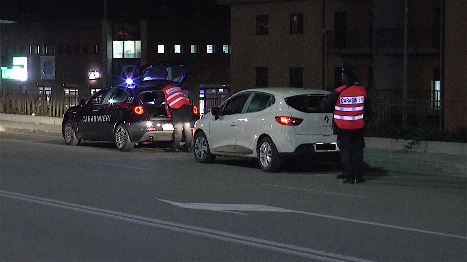 Operazione 'Periferie Sicure' servizio dei carabinieri per la sicurezza dei cittadini