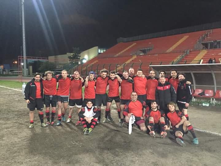 Rugby, i Dragoni Sanniti vincono nella trasferta contro il Vesuvio