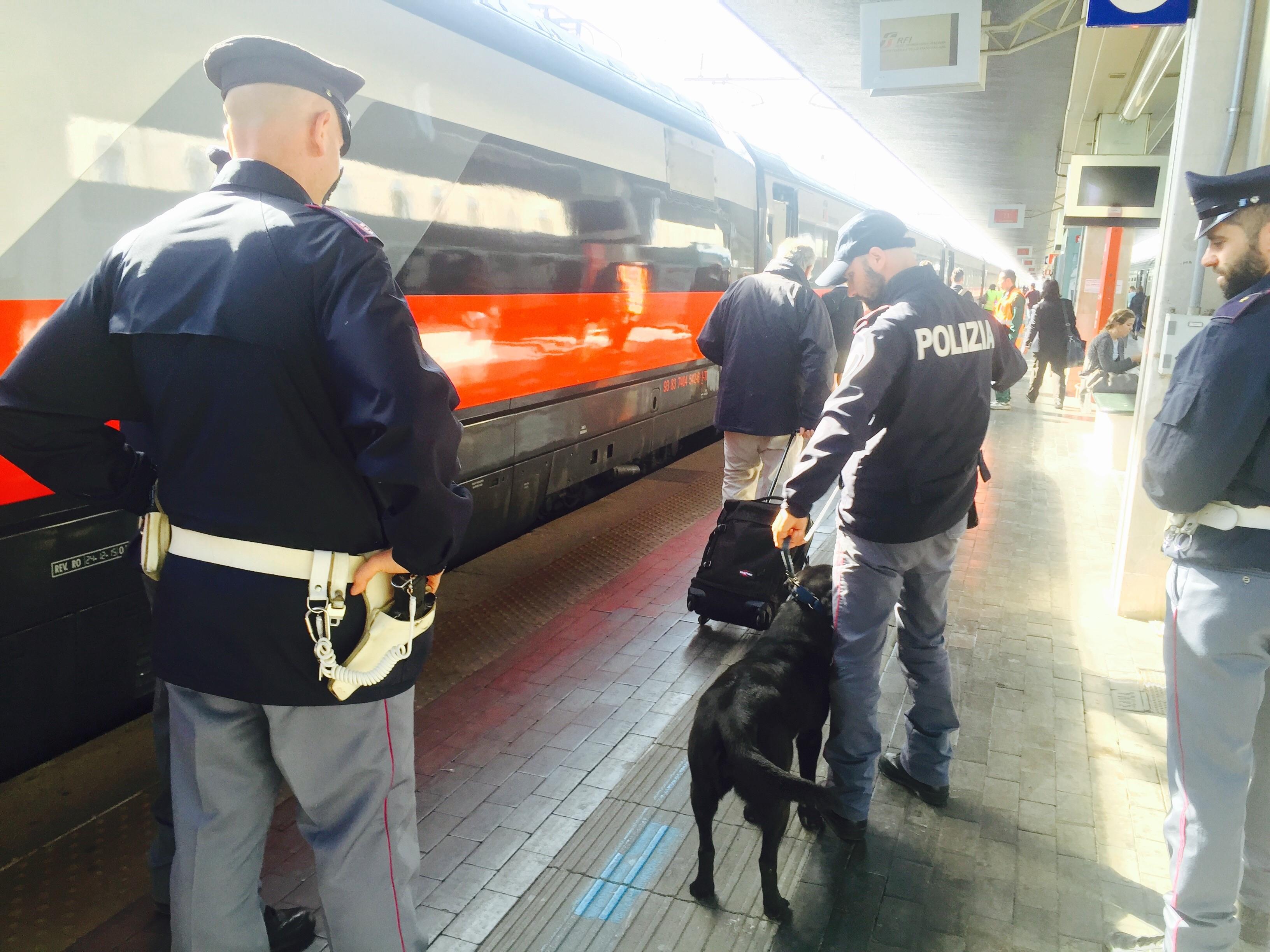 'Operazione oro rosso', arrestati due rumeni per furto di rame