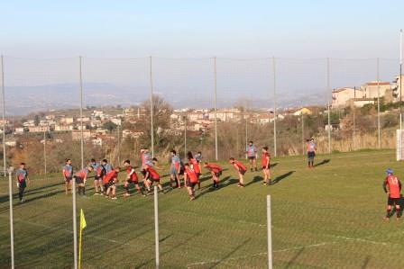 Rugby, Dragoni Sanniti ko in casa contro il Vesuvio. Vittoria dell'Under 14