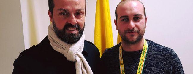 Rino Corbo è il nuovo delegato Coldiretti Giovani Beneevnto