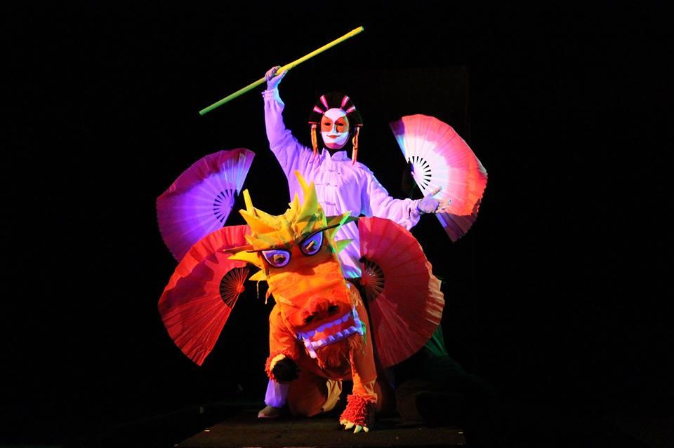 Teatro per bambini, l'11 marzo al De Simone di Benevento, 'Mulan e il drago'