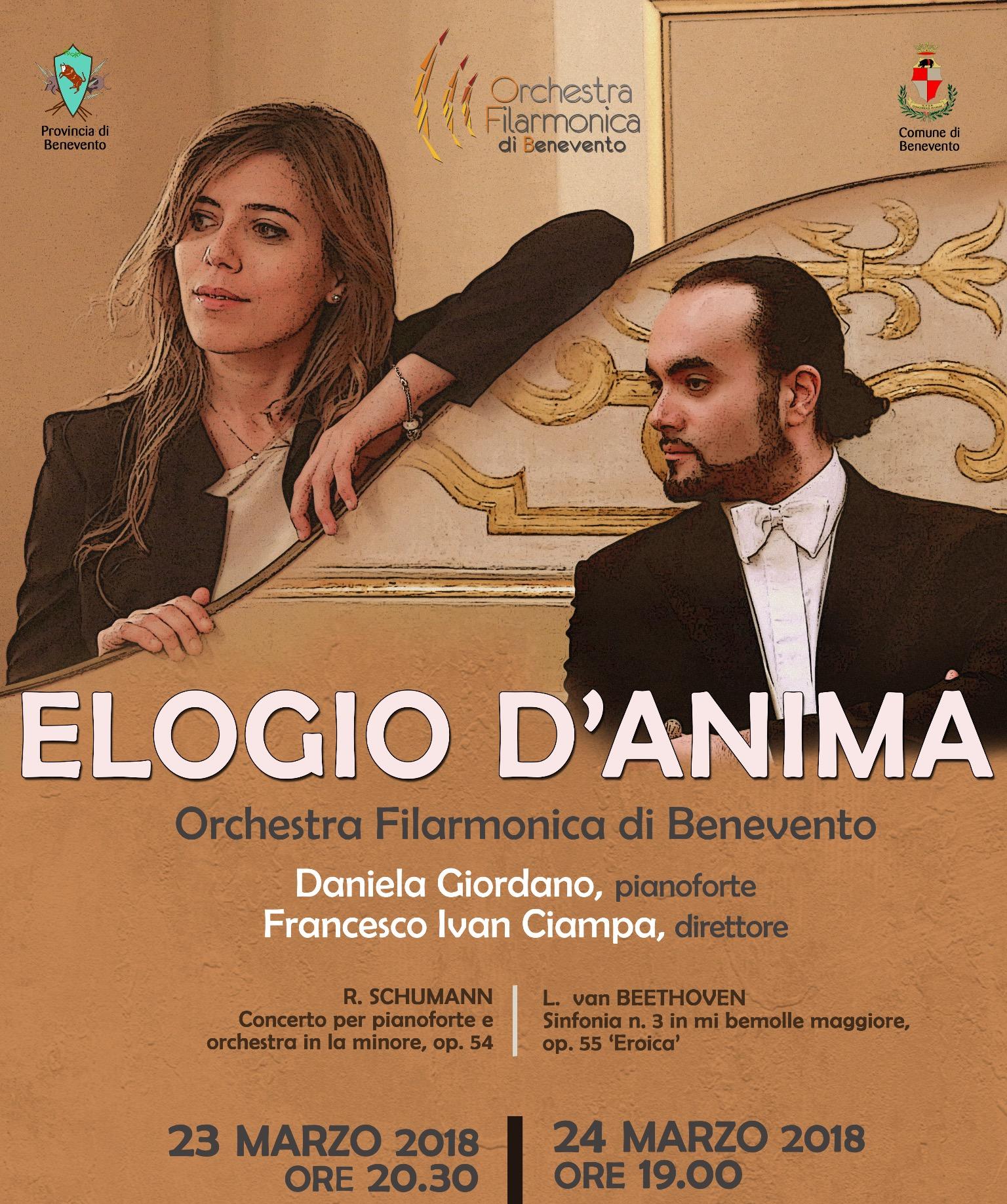 Il 24 marzo appuntamento musica classica presso la chiesa di S. Gennaro di Benevento