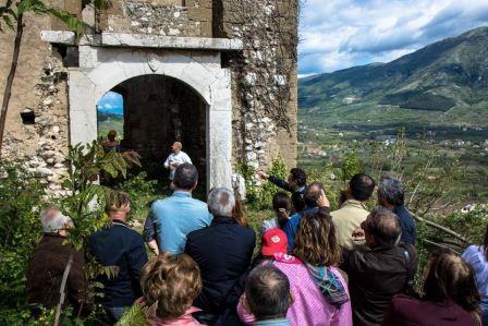Airola, torna la 'Pasquetta al Castello'. Con gli studenti del Lombardi sarà possibile visitare l'antico maniero