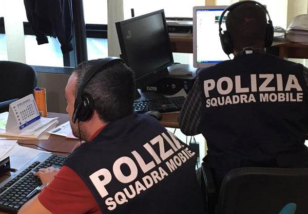 Misura cautelare di divieto di avvicinamento a familiari per stalker di Castelpagano