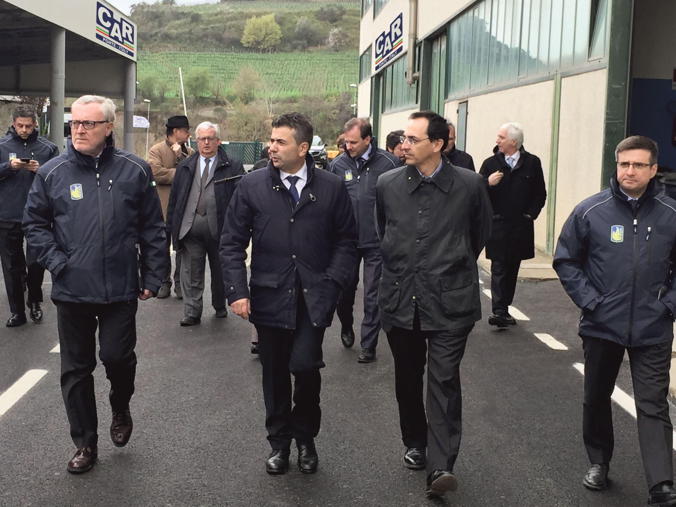 Campionati mondiali di sci alpino 2021, la SAC di Enzo Rillo a Cortina per interventi di protezione del rischio idrogeologico