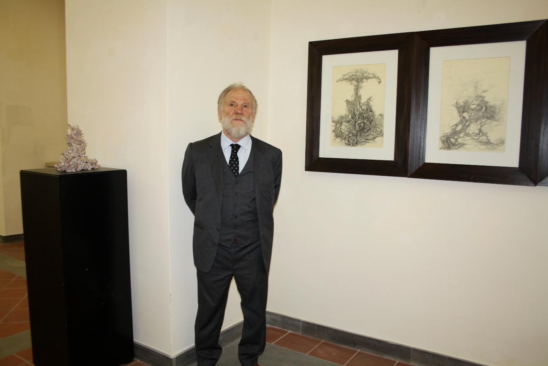 Alla Rocca dei Rettori di Benevento mostra di Giuseppe Cotroneo