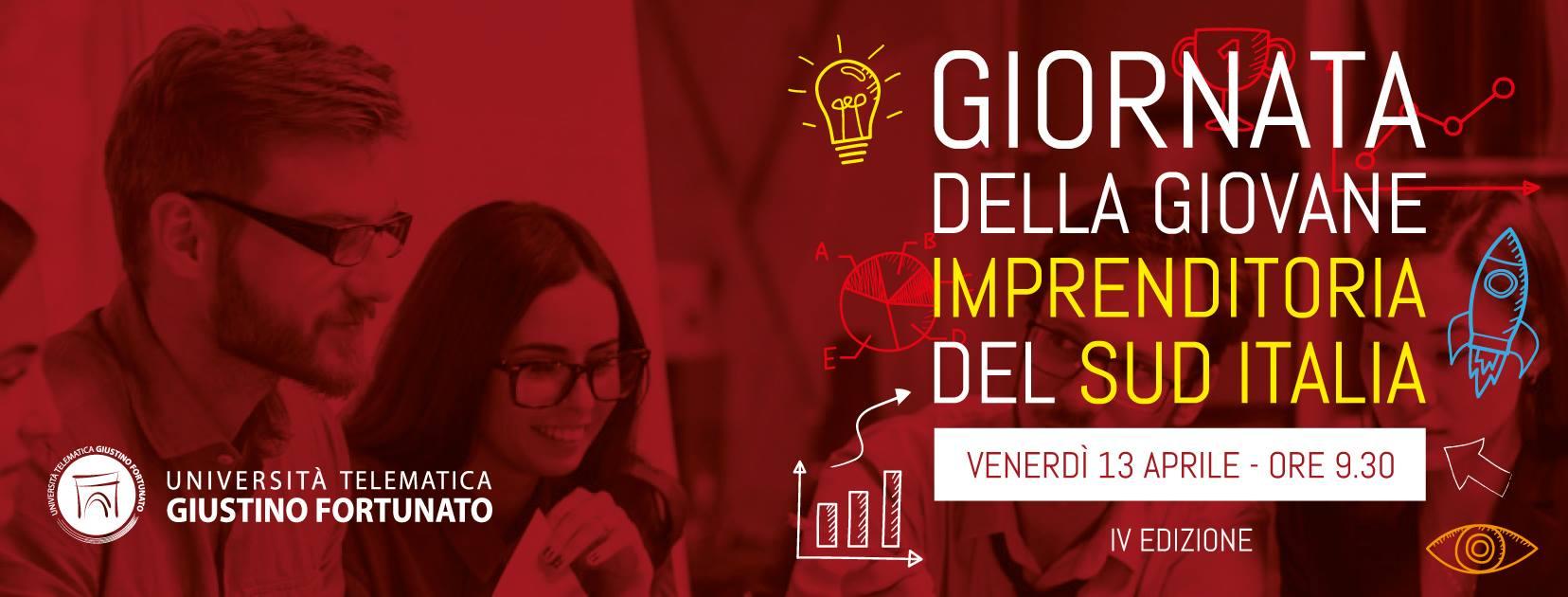 Promossa dall'Unifortunato la 'Giornata della giovane imprenditoria del Sud Italia'