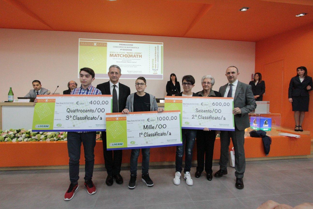 Ecco i vincitori della quarta edizione del Premio Liverini