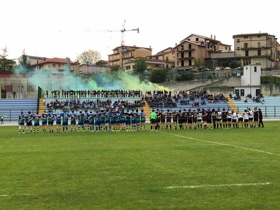 Rugby, I Dragoni Sanniti si aggiudicano l'andata dello spareggio per la serie C1 vincendo contro il IV Circolo/Ariano