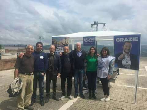 Lega Salvini Premier, grande partecipazione ai gazebo di Benevento