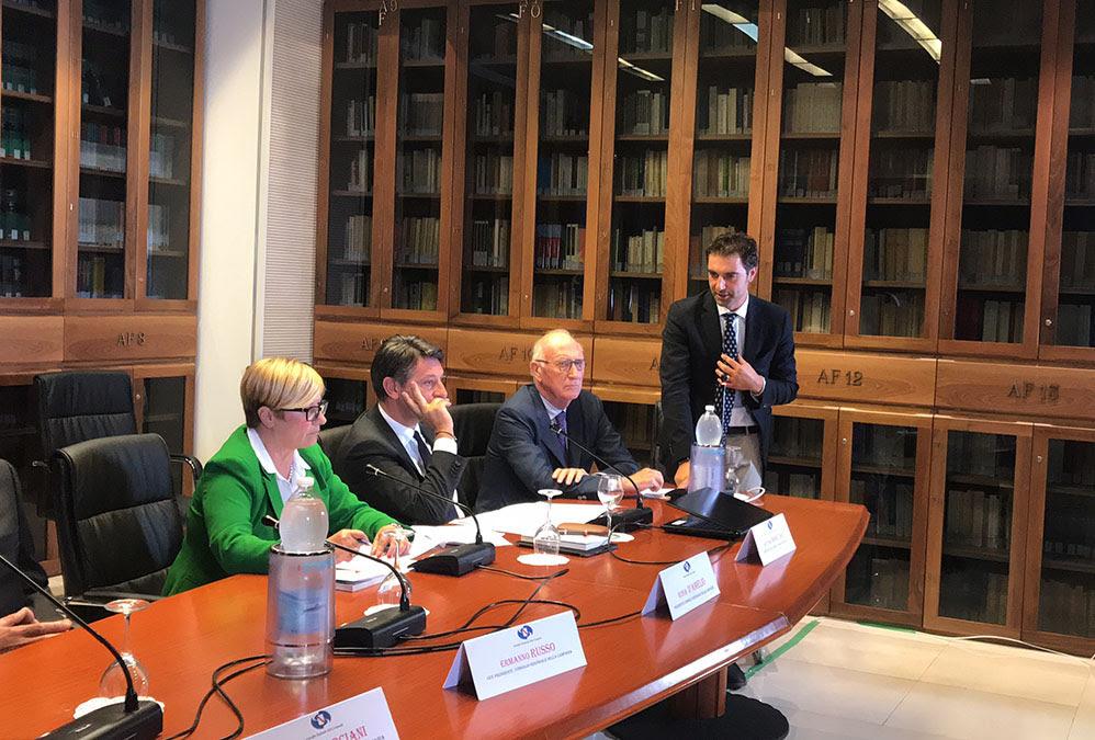 Rosetta D'Amelio ai vertici della Conferenza dei presidenti delle assemblee legislative delle Regioni