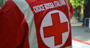Villaggio della Croce Rossa in piazza IV Novembre a Benevento