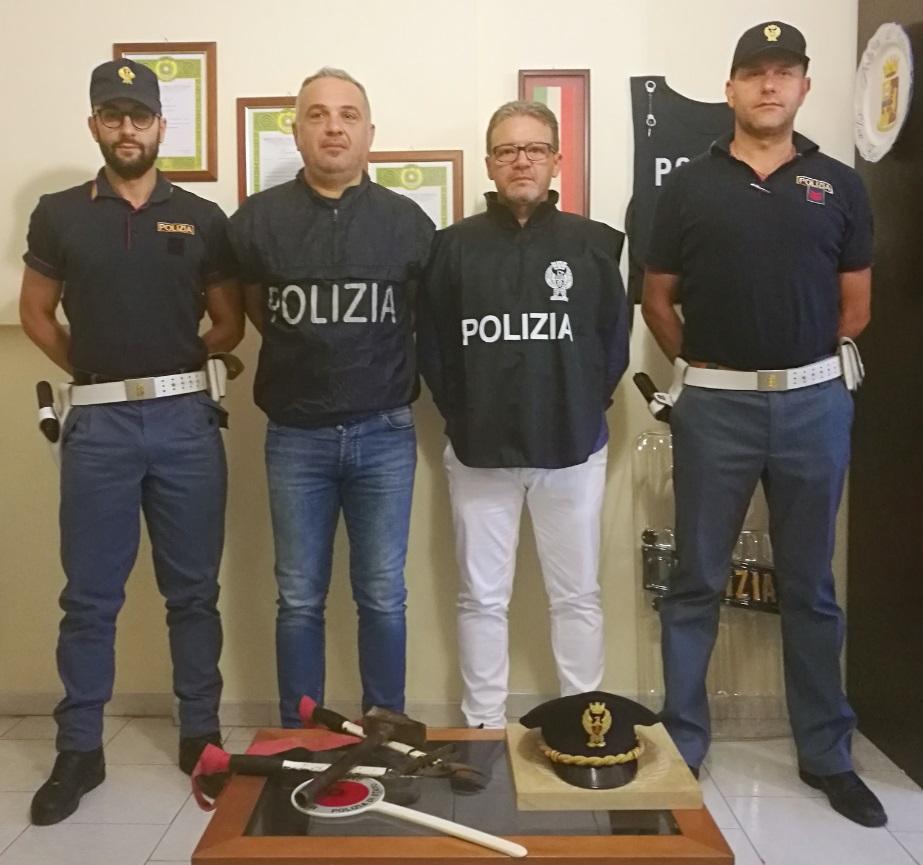 Due nuovi arresti in Valle Telesina per tentato furto Denunciato a piede libero anche un minorenn