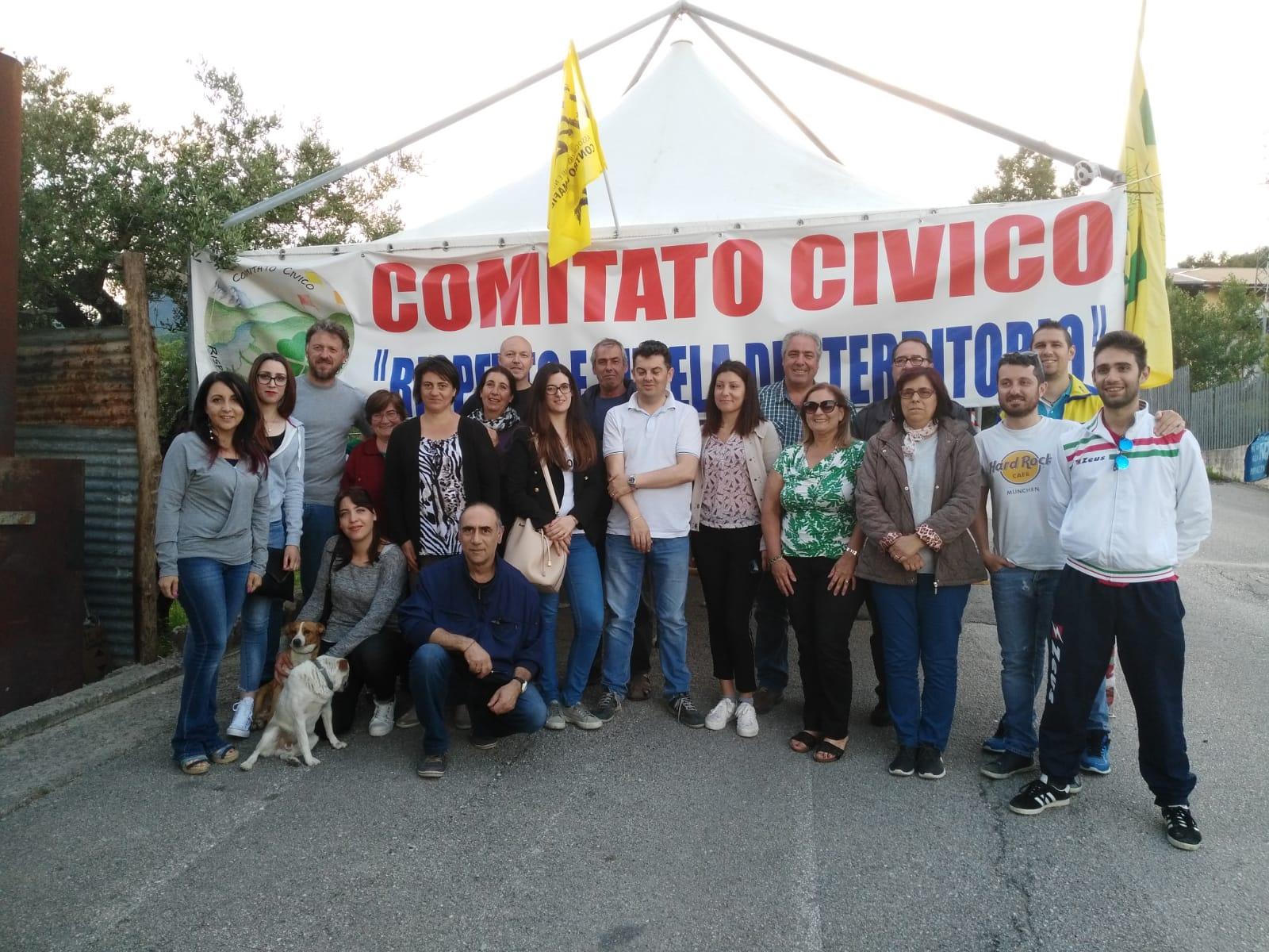 Il Comitato Civico di Sassinoro riceve l'appoggio del neo sindaco di Morcone nella lotta contro il sito di compostaggio