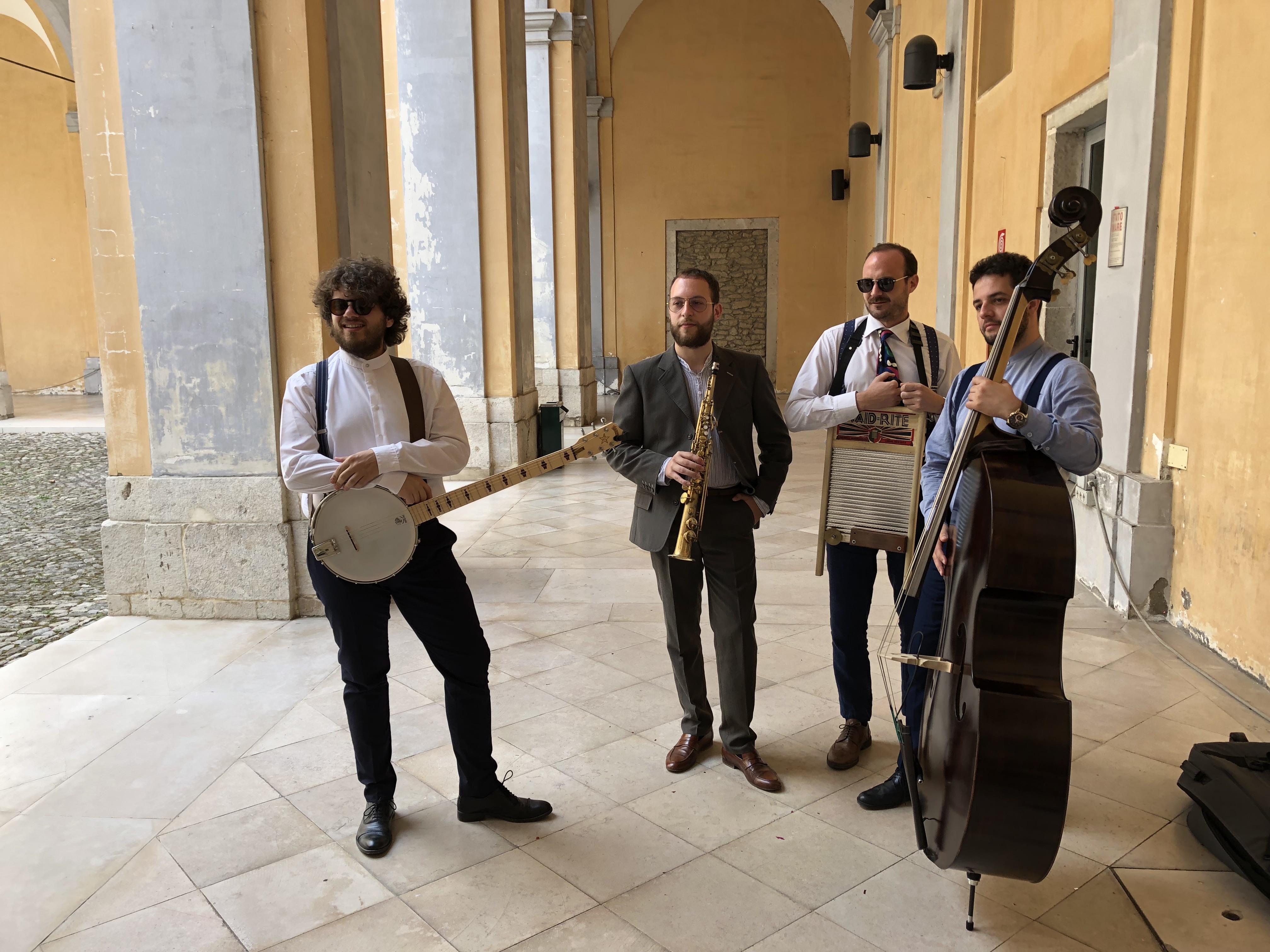Musica e innovazione, presentati i programmi di 'JazzInn' e 'Jazz sotto le Stelle'