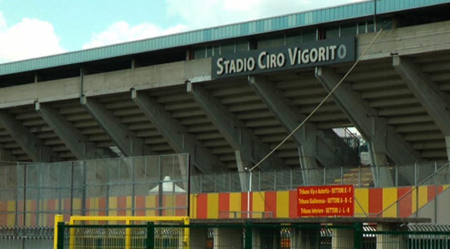 Tribuna stampa dello Stadio a Giuseppe De Lucia, la proposta di Assostampa Sannita