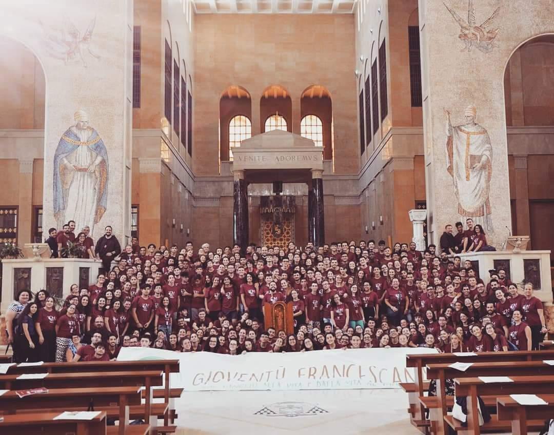 Convegno Nazionale Gioventù Francescana: grazie alla città di Benevento