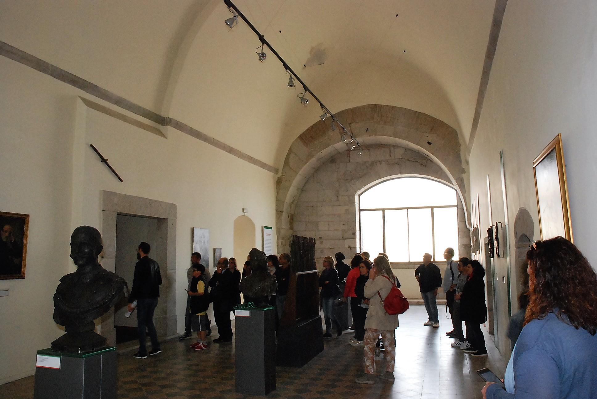 Tanti turisti hanno visitato i musei della Provincia, la soddisfazione di Ricci