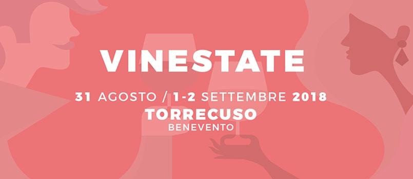 Dal 31 agosto torna a Torrecusso VinEstate, la kermesse dedicata ai vini del Taburno