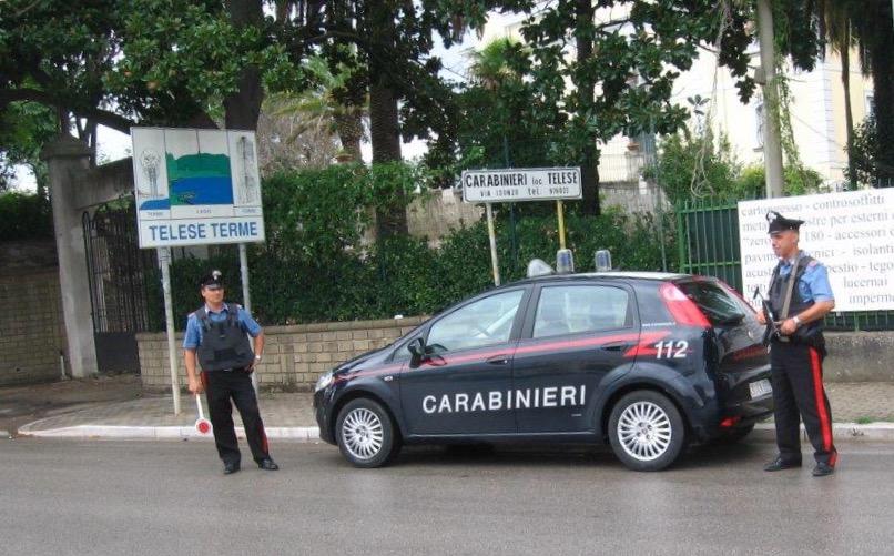 Telese, 29enne arrestato per oltraggio a pubblico ufficiale