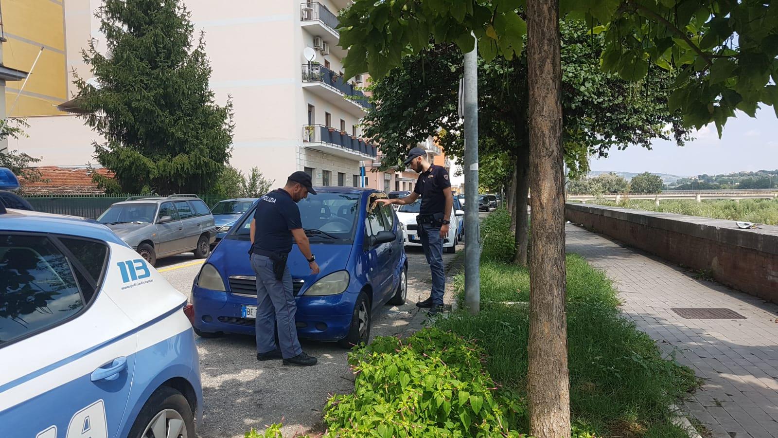 Benevento, sventato suicidio di una 58enne